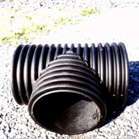 Corrugated Drain Pipe Elbow